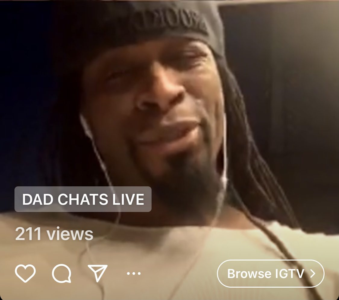 Why Black Lives Matter - Dad Chats Live - Dadvengers