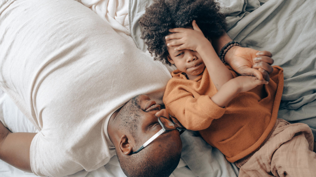 Communicating With Children About Their Feelings - Dadvengers Dad Blog