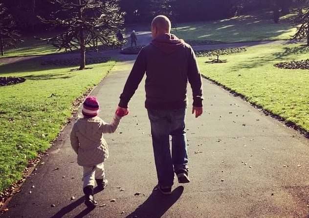 Blogger Eddie Pitt talks about Parent Separation