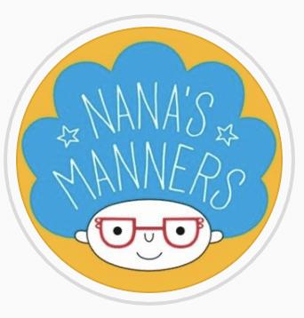 Nana's Manners Logo