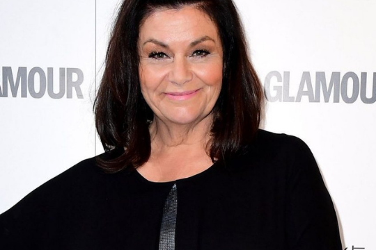 Dawn French Dad Quote