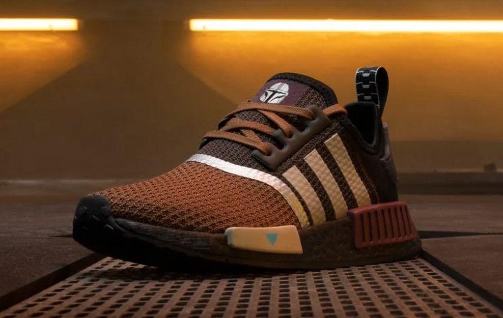 Everything you need to know about #MandoMondays - NMD_R1 THE MANDALORIAN SHOES
