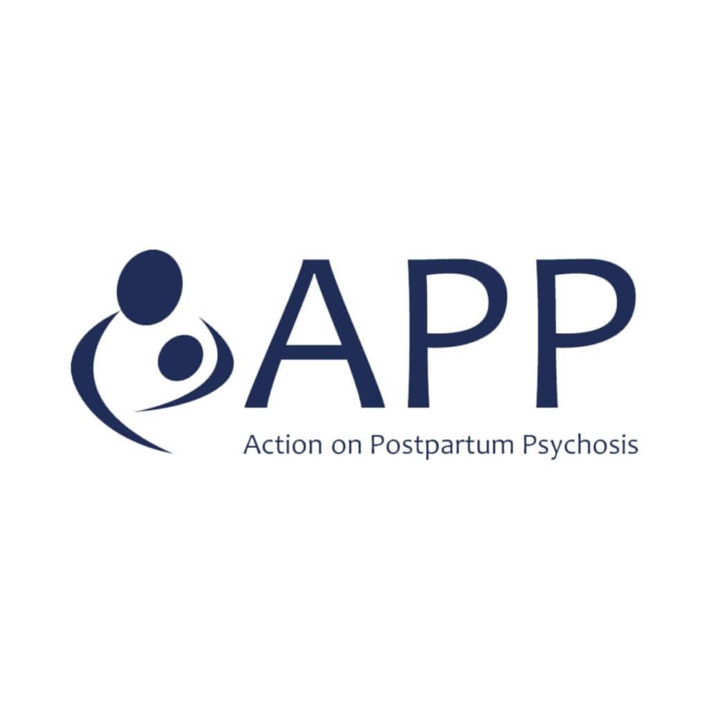 Action on Postpartum Psychosis Logo