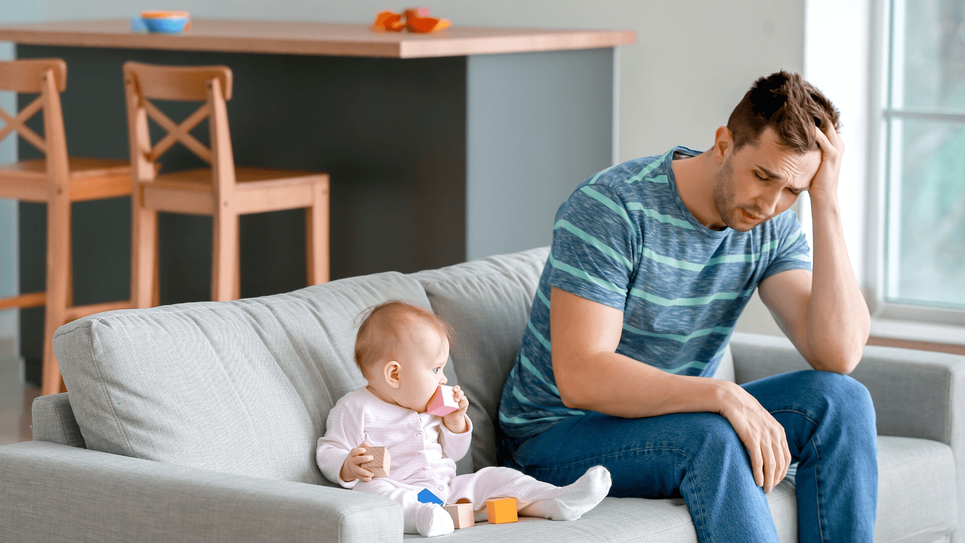 Why Dads Need More Perinatal Mental Health Support and How to Get It