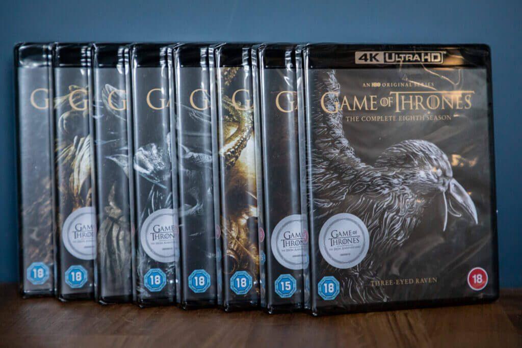 Game of Thrones Iron Anniversary