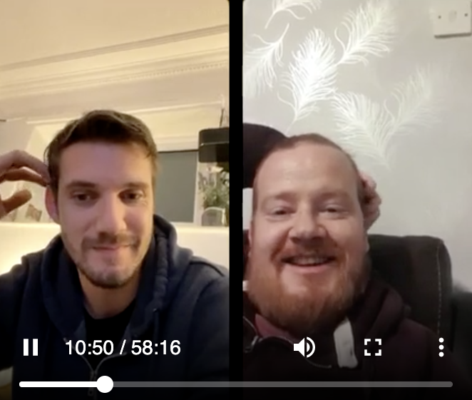 Dad Chats Live - Are We Being Proactive With Our Health?