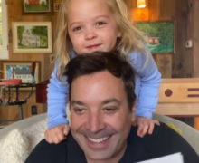 Jimmy Fallon Dad Quote