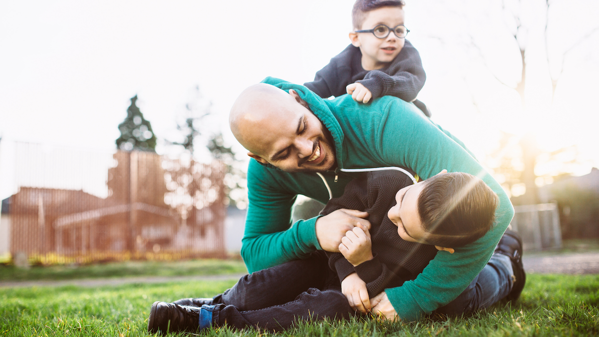 Why Outdoor Play is Great for Your Health and Happiness