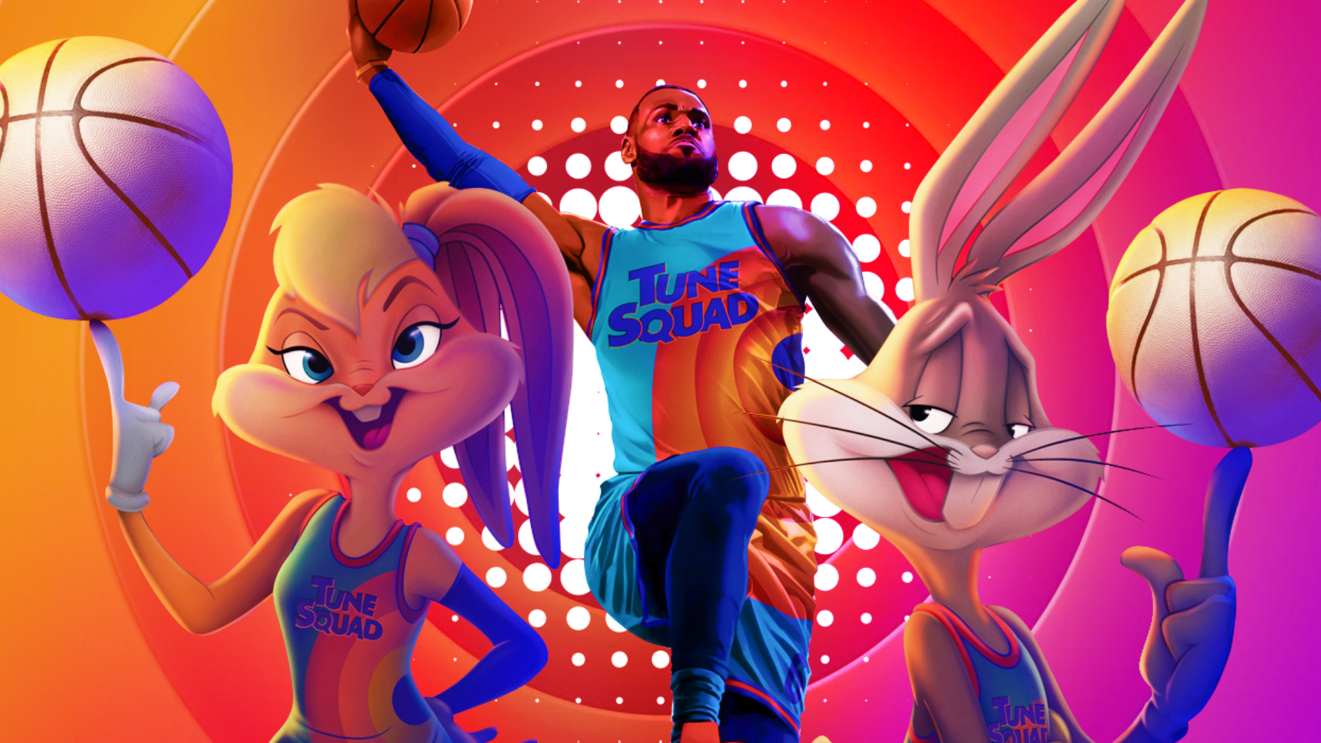 SPACE JAM : A New Legacy Review