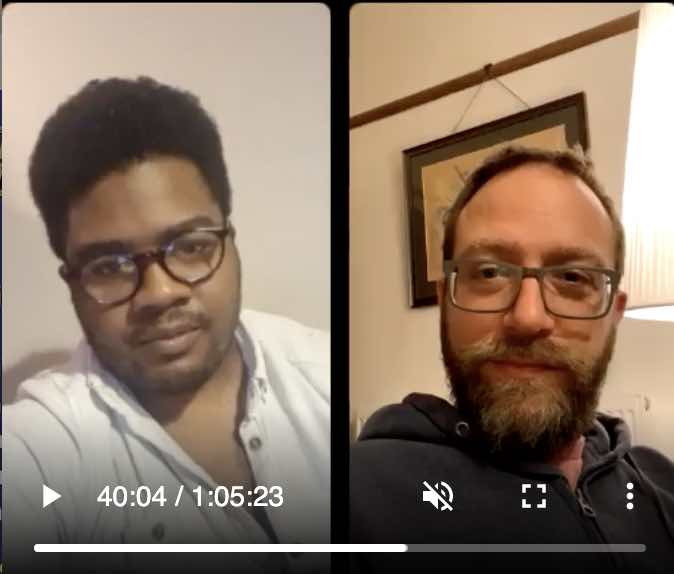 Dad Chats Live - Black History Month